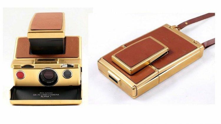 Polaroid SX-70, 1972 рік