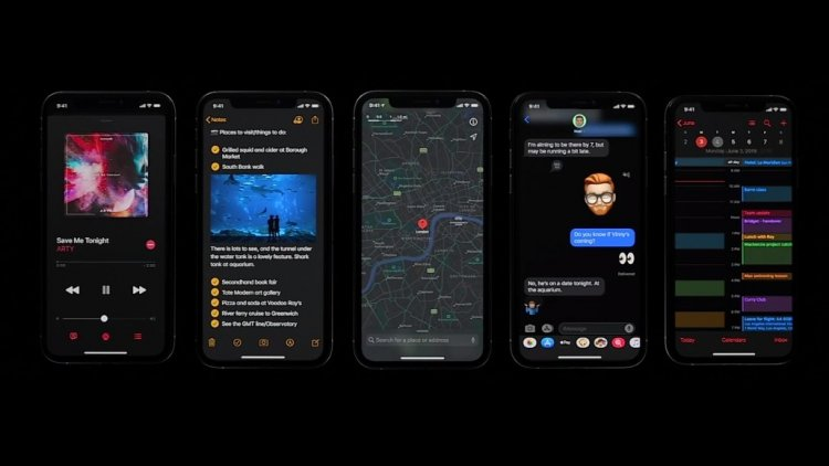 iOS 13 выйдет 19 сентября