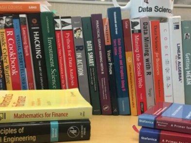 10 Data Science книг які варто прочитати