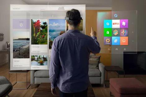 Вот как думал Microsoft в 2009 году, о технологиях 2019