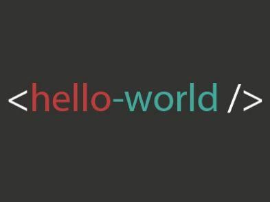 Вывод «Hello World» на 25 разных языках программирования