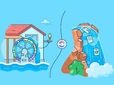 Agile vs Waterfall: отличия, которые вы должны знать