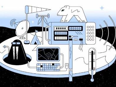 Де складніше провести Wi-Fi: на Місяці, на Північному полюсі або під водою