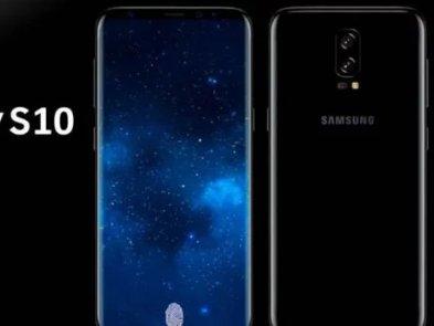 Новая линейка Samsung S10