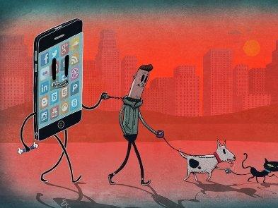 Остановитесь: 7 признаков того, что смартфон крадет вашу жизнь