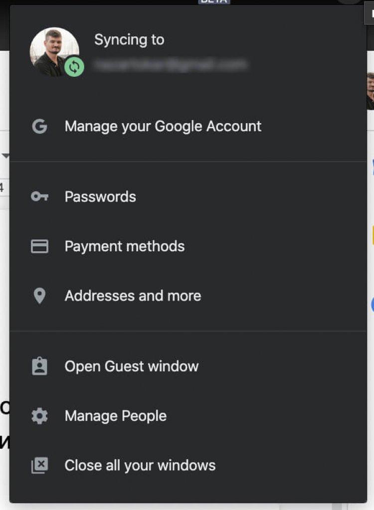 Менеджер паролів Google Chrome: як його налаштувати