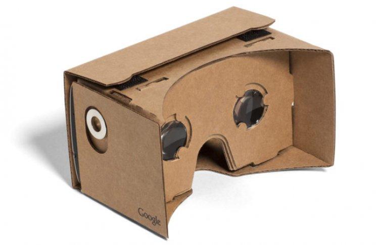 Google делает платформу Cardboard открытой для сторонних разработчиковGoogle делает платформу Cardboard открытой для сторонних разработчиков