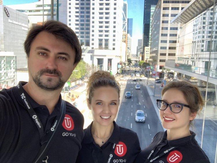 Як ми потрапили до TechStars, де нас оцінили в $3 млн: історія українського стартапу Go To-U