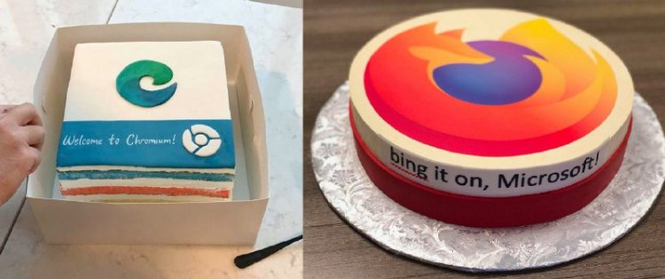 Google Firefox Microsoft