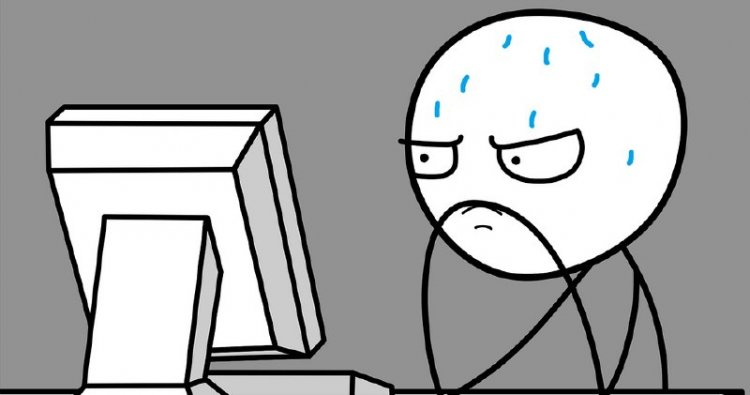Когда первый раз работаешь в новой IDE и случайно нажал кнопку, после которой она изменила свой внешний вид