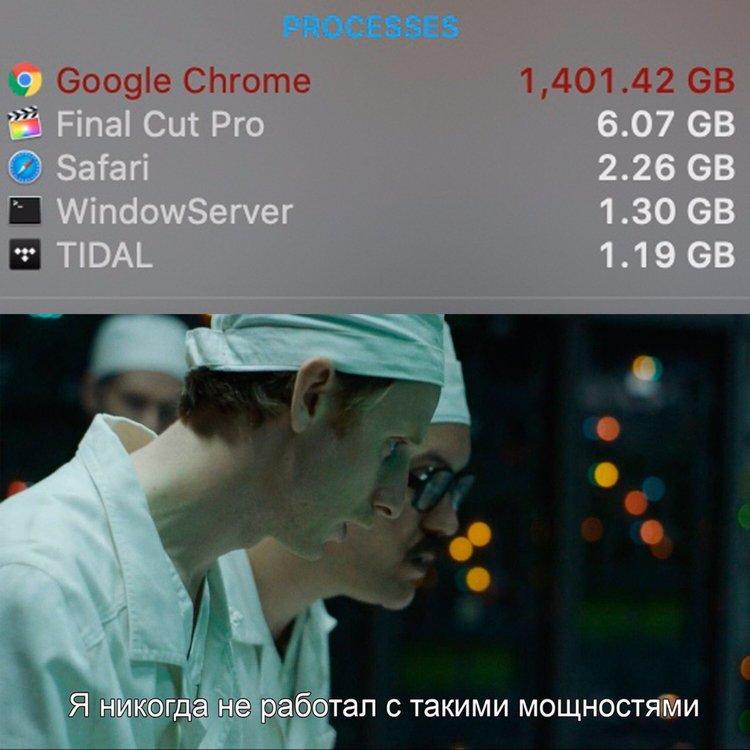 MacPro Google Chrome 1.4