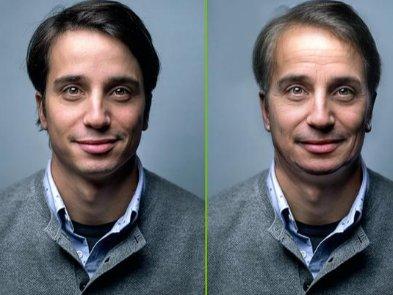 """Photoshop научился """"состаривать"""" людей в один клик"""