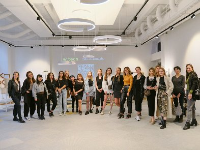 Международное бизнес-комьюнити для женщин Wtech открылоcь в Берлине