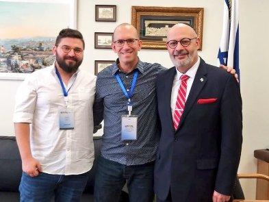Израильская ІТ - компания открывает центр в Киеве