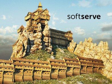 Розробники SoftServe створили віртуальну модель, яка є точною копією української фортеці