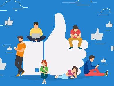 В Украине произошел массовый сбой в работе Facebook