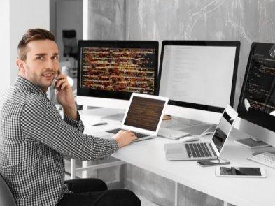 В Украине слишком много IT-специалистов: Предложение превысило спрос