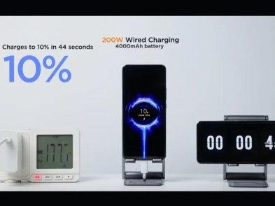 Xiaomi заявляет, что теперь может полностью зарядить телефон за восемь минут