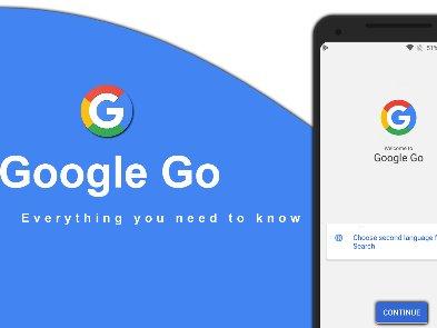 Google Go тепер доступний для всіх охочих