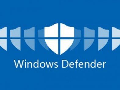 Вы больше не сможете отключить Windows Defender