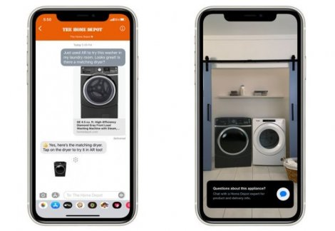 Функція Apple дає змогу купувати речі з доповненою реальністю