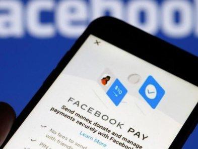 В Украине заработала платежная система Facebook Pay