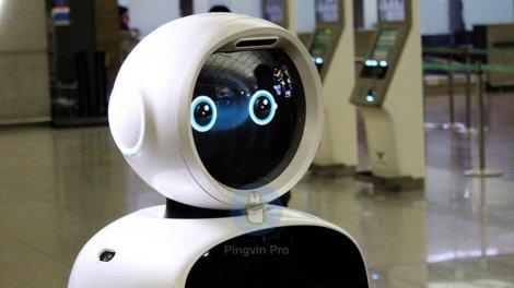 LG тестує роботів Cloi для підтримки дітей у лікарнях