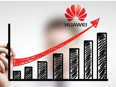 Стратегия Huawei на рынке смартфонов приносит плоды
