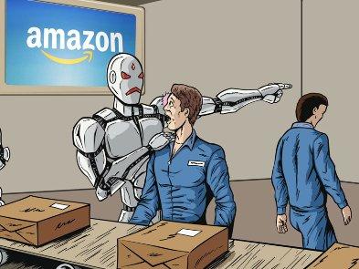 В Amazon сотрудников увольняет алгоритм, даже если в работе не было нареканий