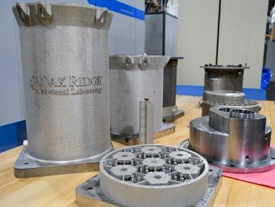 Ученые разрабатывают технологию 3D-печати ядерного реактора