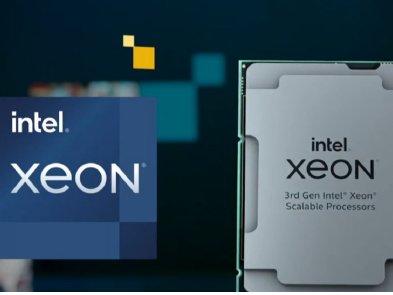 Intel представил новейший процессор Xeon для масштабирования сетей 5G