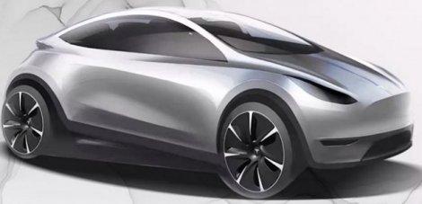 Нова Tesla стане хетчбеком