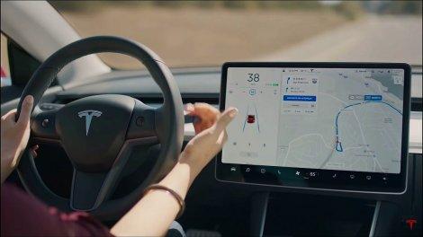 """Маск: """"Автопілот Tesla володітиме надлюдськими можливостями"""""""
