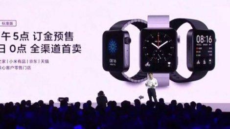 Xiaomi Mi Watch представили офіційно: чим цікавий смарт-годинник та його ціна