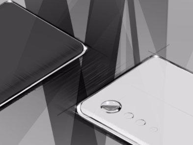 Дизайн смартфона LG VELVET показали на перших фотографіях