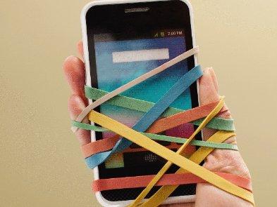 Google випустила конверт для боротьби з залежністю від смартфона