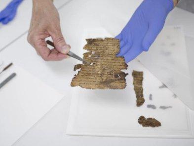 Искусственный интеллект поможет расшифровать свитки из Геркуланума