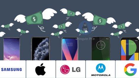 Смартфони на Android втрачають цінність вдвічі швидше, ніж iPhone
