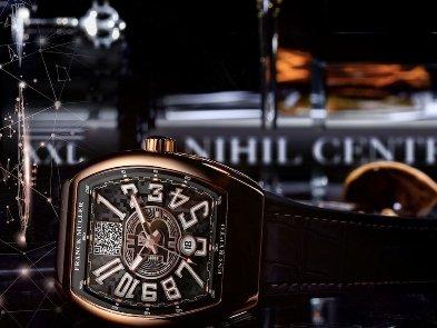 Franck Muller выпустил первые в мире функциональные биткоин-часы