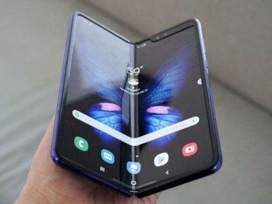 Samsung все же будет продавать Galaxy Fold в Украине
