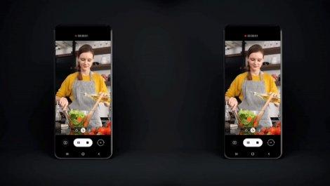 """Гнучкий смартфон Samsung Galaxy Z Flip отримає """"режим ноутбука"""": деталі"""