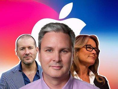 Apple покидает ветеран компании Стив Доулинг