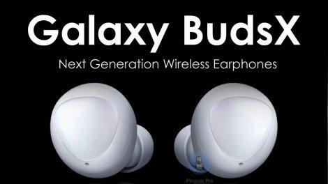 Samsung випустить нові фітнес-навушники Samsung BudsX