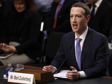 Цукерберг признает, что техногиганты должны платить больше налогов за пределами США