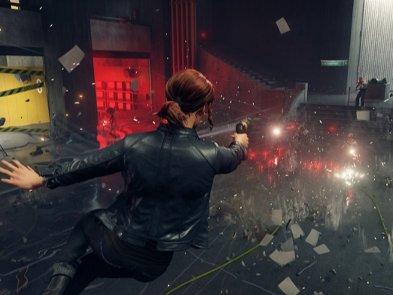 В Epic Games Store  раздают бесплатно экшен Control