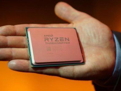 AMD представила Ryzen Threadripper Pro