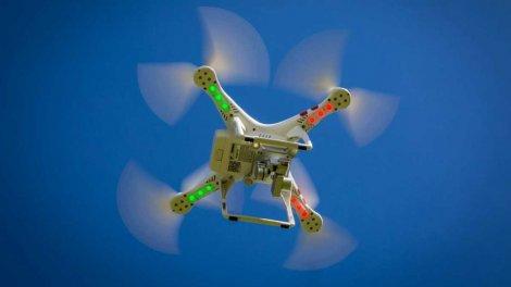 Пандемічний безпілотник: розробили дрон для пошуку хворих на коронавірус