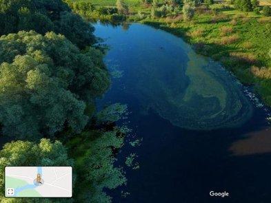 Google створює віртуальні тури по українським паркам