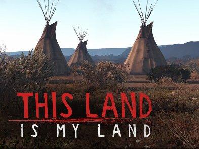 Украинские разработчики выпустили трейлер вестерн-экшена This Land Is My Land.