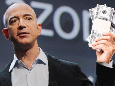 Посчитай, за сколько Джефф Безос и Марк Цукерберг зарабатывают твою годовую зарплату: калькулятор